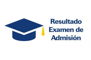 descubre los resultados de examen de admisión