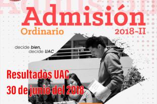 Resultados-examen-admisión-ordinario-UAC-30-de-junio-del-2018