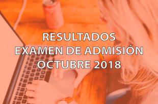 resultados-examen-de-admision--octubre-2018