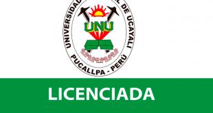 Universidad Nacional de Ucayali logra licenciamiento de SUNEDU